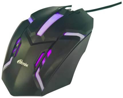 Проводная мышка Ritmix ROM-305 Black