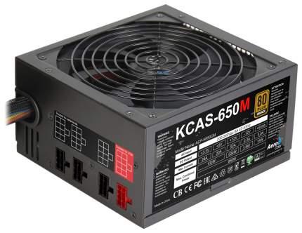 Блок питания компьютера Aerocool KCAS-650M