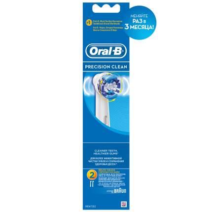 Насадка для зубной щетки Braun Oral-B EB20 Precision Clean 2 шт