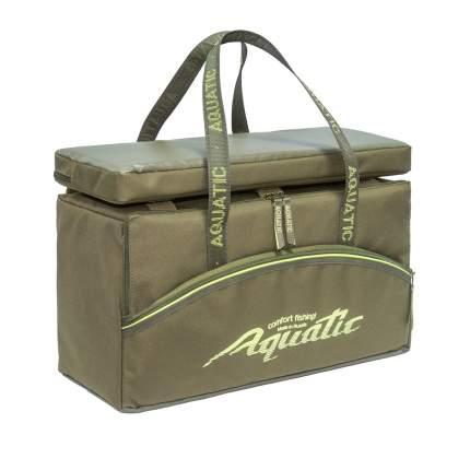 Туристическая сумка Aquatic С-10 32,5 л бежевая