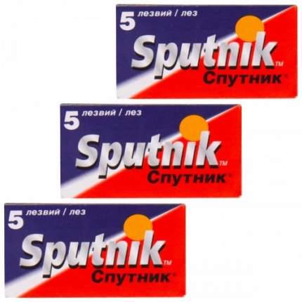 Сменные лезвия SPUTNIK 3 шт