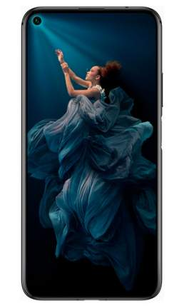 Смартфон Honor 20 128Gb Midnight Black (YAL-L21)