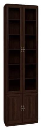 Шкаф книжный Глазов мебель Montpellier 11 GLZ_T0012400 70,3х30,9х239,5, дуб млечный