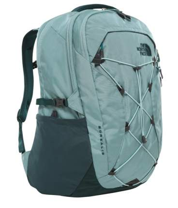 Рюкзак The North Face Borealis женский светло-зеленый 27 л
