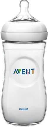 Бутылочка для кормления Philips Avent 330мл серия NATURAL 2.0 пластик SCF036/17