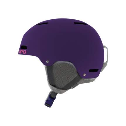 Горнолыжный шлем мужской Giro Ledge 2019, фиолетовый, L