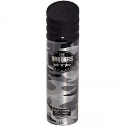 Дезодорант RANGERS для мужчин BLACK HAWK 200 мл