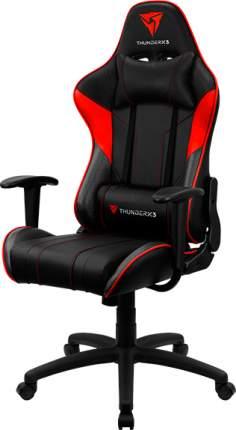 Игровое кресло ThunderX3 EC3 AIR TX3-EC3BR, черный/красный