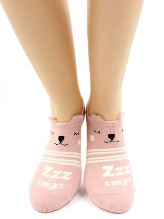 Носки женские Hobby Line розовые 36-40