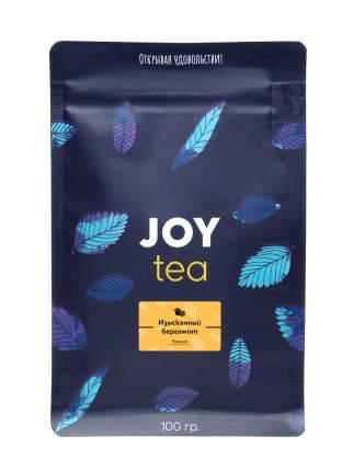 Чай черный Joy изысканный бергамот 100 г