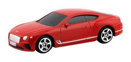 Машина металлическая RMZ City 1:64 The Bentley Continental GT 2018 (цвет красный)