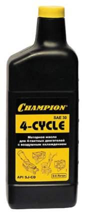 Масло 4-х тактное Champion SAE30 0.6л (952809)