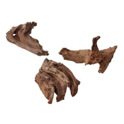 Декорация для террариума AQUA DELLA Wood Jati, 15-25 см