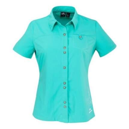 Рубашка Eider Batang Short Sleeves, ice green, 38 EU