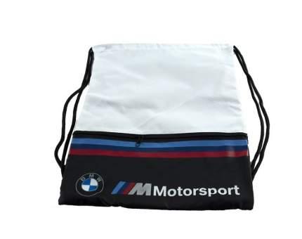 Спортивная сумка-мешок BMW 80282461128 M White/Black