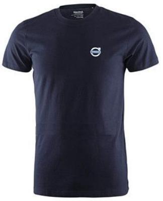Классическая мужская футболка Volvo 2300371502220 синяя S