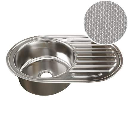 Мойка для кухни из нержавеющей стали MIXLINE 532304
