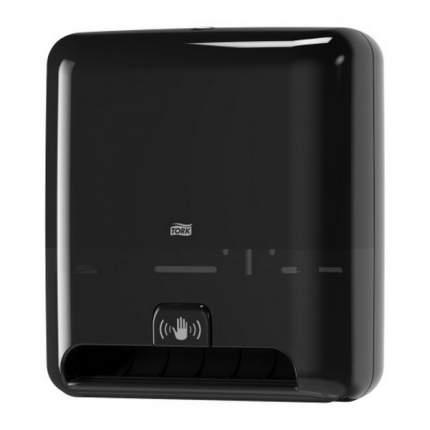 H1 Tork Elevation Диспенсер с сенсором д/полотенец в рулонах, Матик, черный (551108-00)