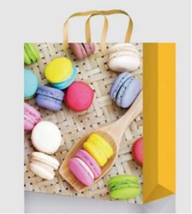 """Пакет подарочный """"Утренний десерт"""", 26,4х32,7х13,6 см"""