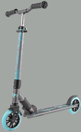 Детский самокат Tech Team 145 comfort 2020 серый