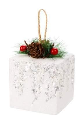 Елочная игрушка Новогодняя сказка Подарок 8 см