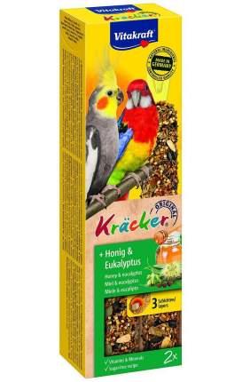 Крекеры Vitakraft медовые для австралийских попугаев (2 шт, Медовые)