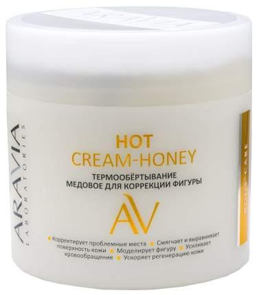 Антицеллюлитное средство Aravia Laboratories Hot Cream-Honey 200 мл
