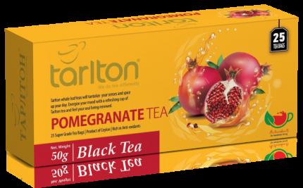 Чай черный Тарлтон гранат