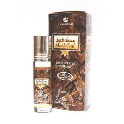 Масло парфюмерное Al Rehab Musk Oud, 6 ул