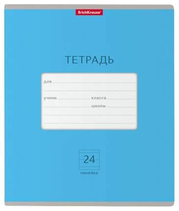 Тетрадь ученическая 24л ЛИНЕЙКА Классика Bright ассорти Erich Krause