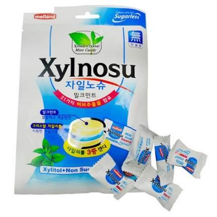 Карамель xilnosu milk mint candy 68 г