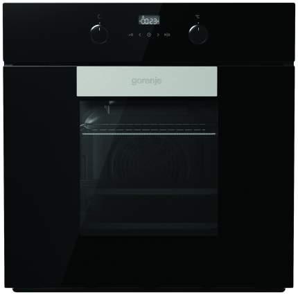 Встраиваемый электрический духовой шкаф Gorenje BO637E24BG Black
