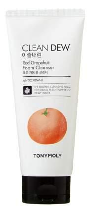 Пенка для умывания TonyMoly Clean Dew Red Grape Fruit Foam Cleanser