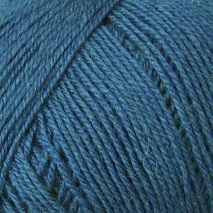 Пряжа для вязания Пехорка Кроссбред Бразилия 5 шт. по 100 г 490 м цвет 591 лагуна