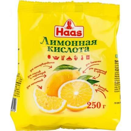 Лимонная кислота Haas 250 г