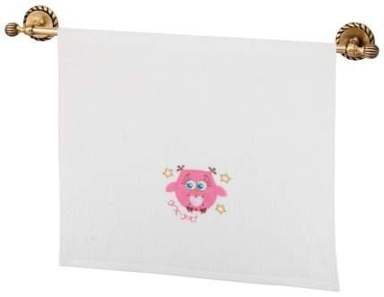 Полотенце Santalino Совушка Цвет: Белый 50х90 см