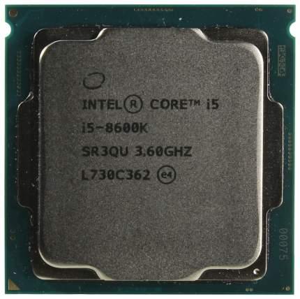 Процессор Intel Core i5 8600K OEM