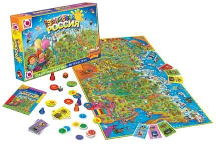 Семейная настольная игра ORIGAMI Здравствуй, Россия 6441