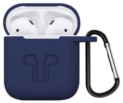 Силиконовый чехол для Apple Upex Case for Airpods Earphone Синий