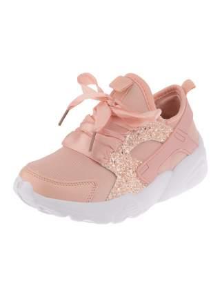 Кроссовки LITOLITO Fashion, цвет: розовый, размер: 34