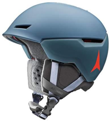 Горнолыжный шлем Atomic Revent+ LF 2018, серый/синий, L