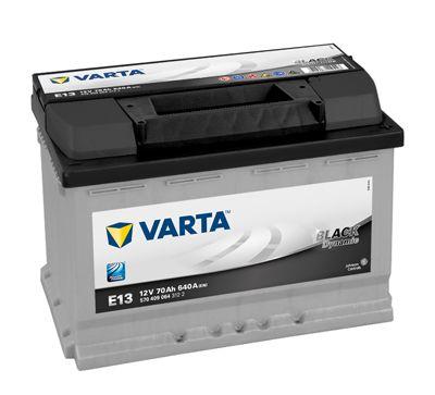 Аккумулятор автомобильный Varta 5704090643122 70 Ач