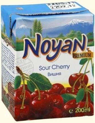 Нектар вишневый Noyan premium 0.2 л