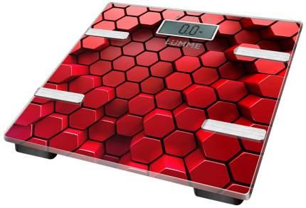 Весы напольные LUMME LU-1331 Red