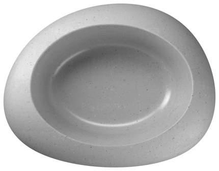Одинарная миска для кошек и собак IMAC, пластик, серый, 2 л