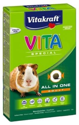 Корм для морских свинок Vitakraft VITA Special Regular 0.6 кг 1 шт