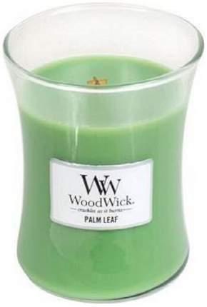 Ароматическая свеча Woodwick Пальмовый лист 275 г