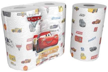 Бумажные полотенца World Cart kartika collection тачки