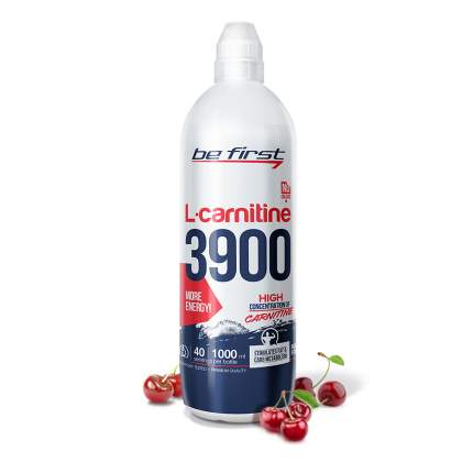 Be First L-Carnitine 3900, 1000 мл, Cherry