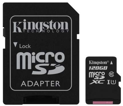 Карта памяти Kingston Micro SD Canvas Select 128GB